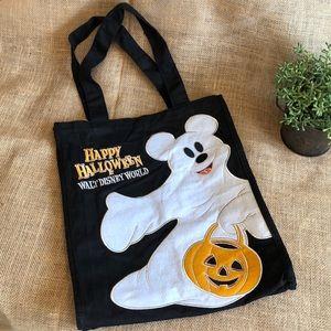 Disney Halloween trick or treat bag or tote